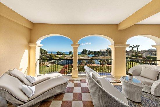 Costa d'en Blanes, Spanien: Ocean Two Suite Terrace