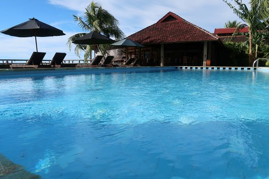 Wori, Indonesia: Pool