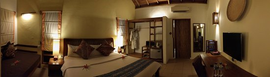 Wori, Indonesia: Room 6, Waters Edge Room