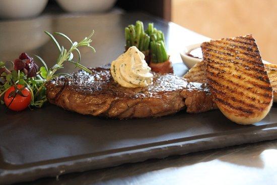 Hof bei Salzburg, Austria: Steak