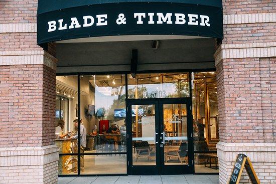 Blade & Timber