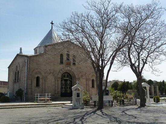 Tabriz, Iran: Die Kirche