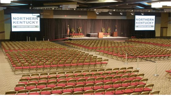 Northern Kentucky Convention Center: Event Center I & II