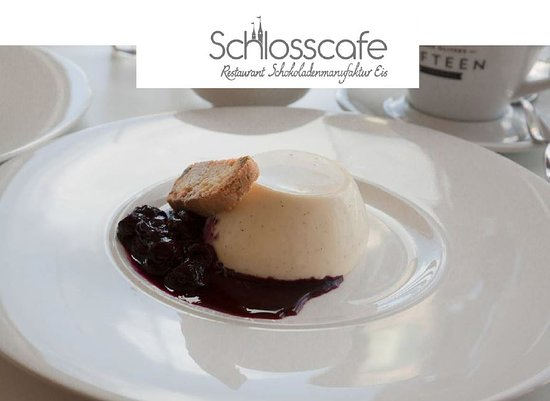 Schlosscafe Restaurant Beuren, Desserts, Kuchen, Torten und Eis