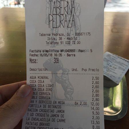 Taberna Pedraza Resmi