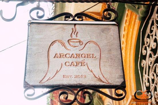 Cafe Arcangel: Arcangelo Cafè