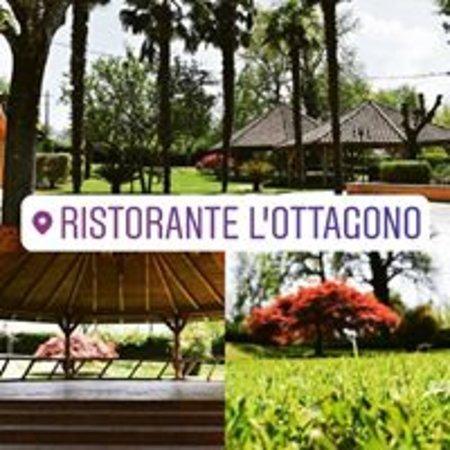 Arnara, Italy: Il giardino è curato per te, per farti vivere ore di meritato relax!