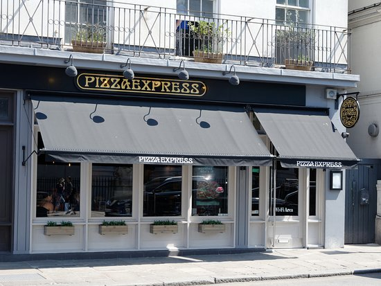Pizza Express Greenwich Picture Of Pizza Express