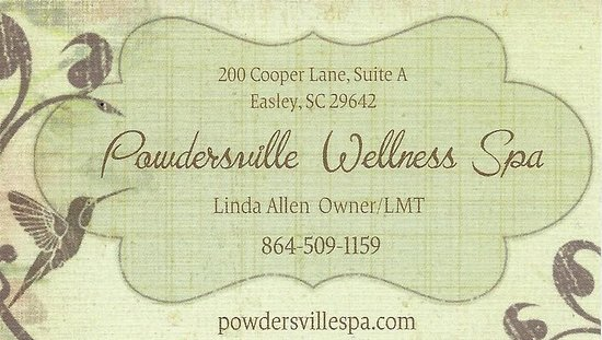 Powdersville Wellness Spa