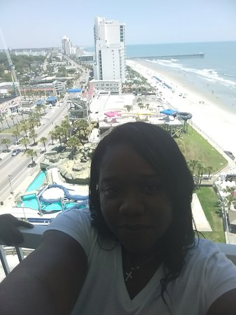 Westgate Myrtle Beach Oceanfront Resort: Eleventh Floor View