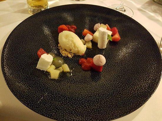 Oberlaender Weinstube: Wow dessert