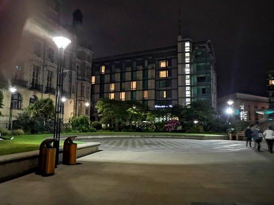 Super lovely hotel.