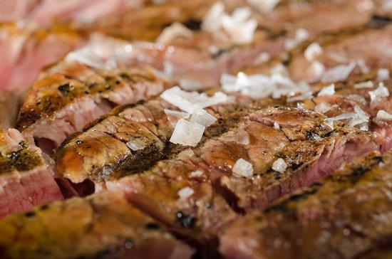 Guamasa, İspanya: Chuletón de Vaca con 45 dias de maduración: