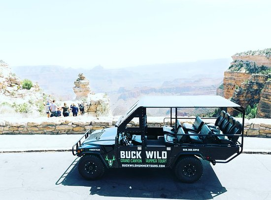 ‪Buck Wild Grand Canyon Hummer Tours‬