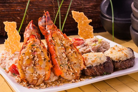 Excelente Restaurante Camarada Camarao - Shopping Recife