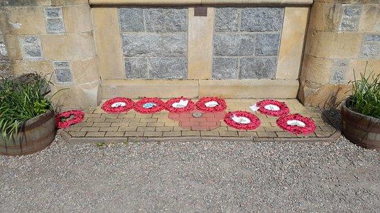 Fort Augustus War Memorial