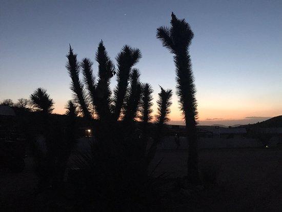 Meadview, AZ: Sunset