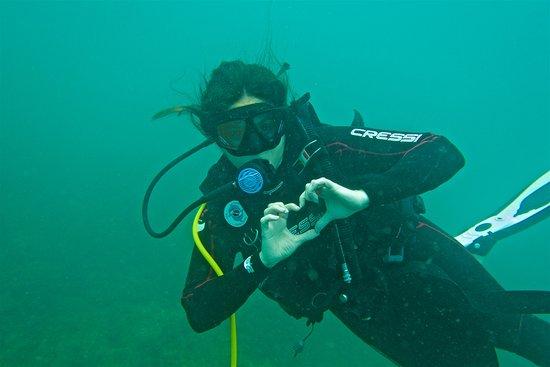 Playa Carrillo, Costa Rica: I love to scuba!