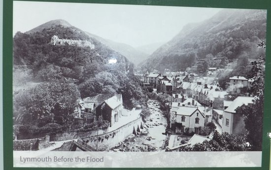 Tourist Information Centre / Town Hall: before the flood