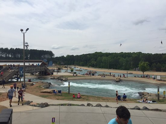 U.S. National Whitewater Center ภาพถ่าย