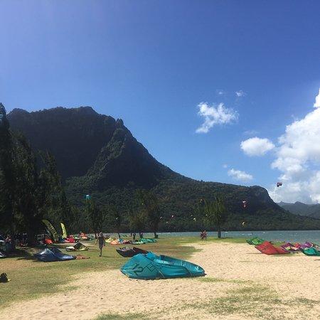 Pryde Club Mauritius: Потрясающий отдых.невероятной красоты места и отличный спот для каталки! Хорошая команда тренеро