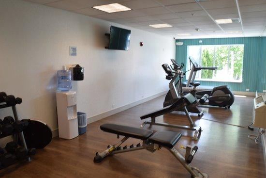 สปาร์ตา, อิลลินอยส์: Fitness Center