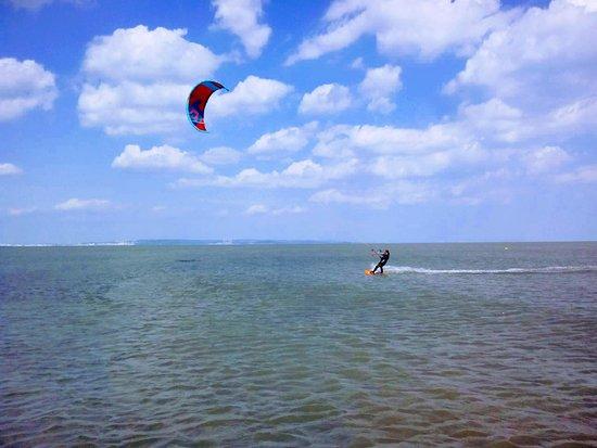 Booster-Kite