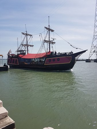 Venetian Galleon Photo