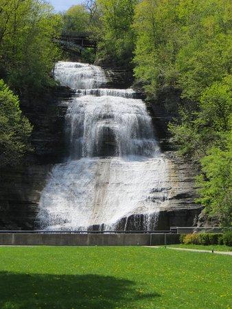 Montour Falls, Estado de Nueva York: Shequaga falls