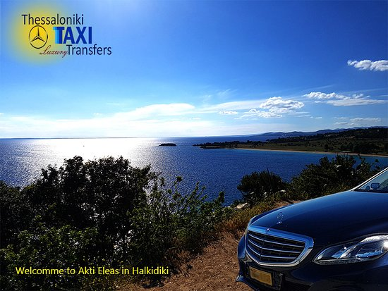 Thessaloniki Taxi Transfers