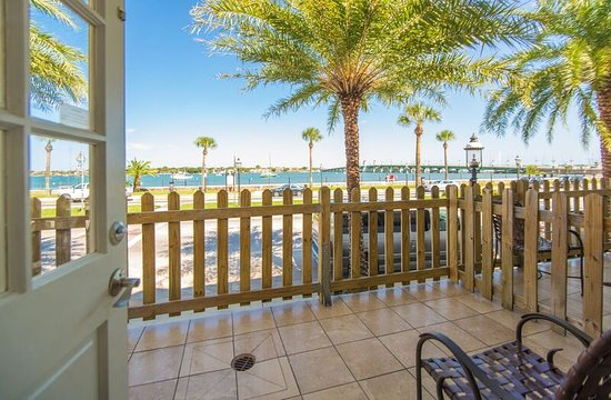 Balcony - Picture of Hilton St. Augustine Historic Bayfront - Tripadvisor