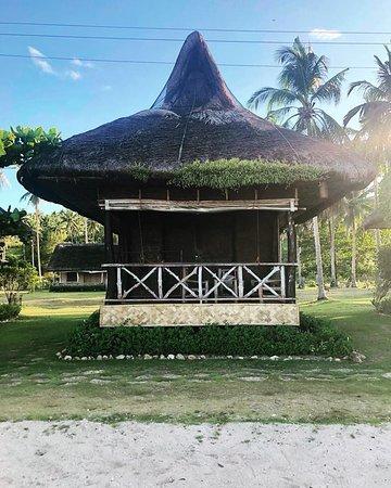 Ticao Island, Philippines: My beach cabana