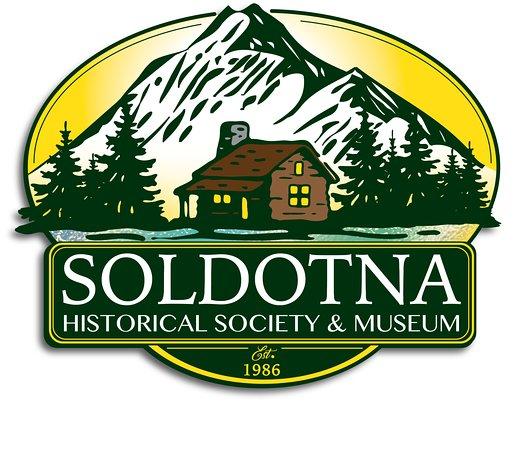 Soldotna Historical Society & Museum Logo