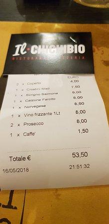 Ristorante Il Chichibio Φωτογραφία