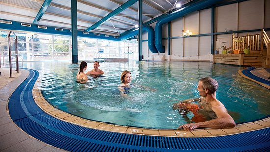 Warner Leisure Hotels Norton Grange Coastal Village: Enjoy a dip in our heated pool