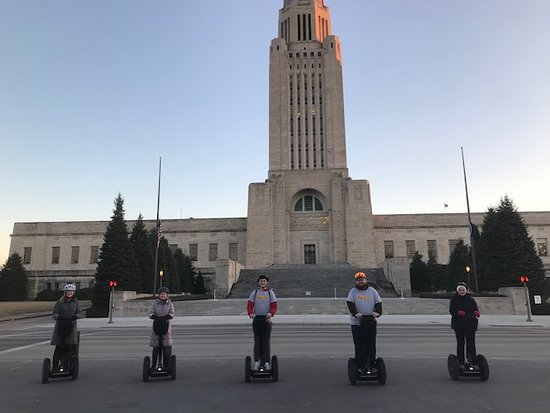 Lincoln Segway Tours