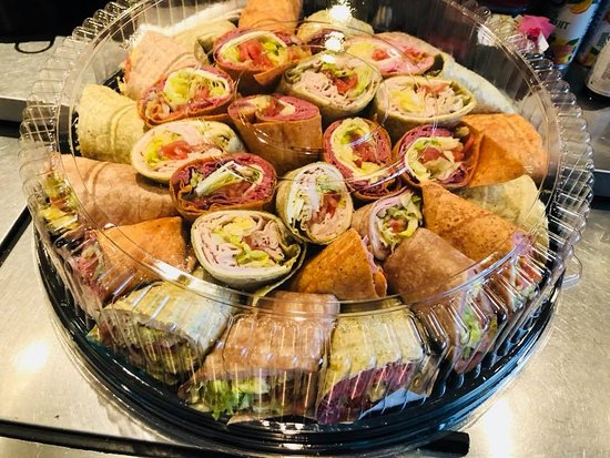 Absecon, NJ: Wrap Tray