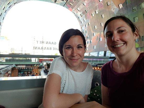 Buendia Tours: Disfrutando del Markthal