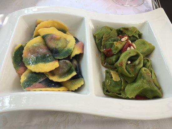 Al Re del Tortellino - Il Ristorantino: Es gibt noch ne dreier Version