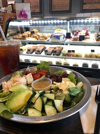 Forney, เท็กซัส: Mediterranean salad