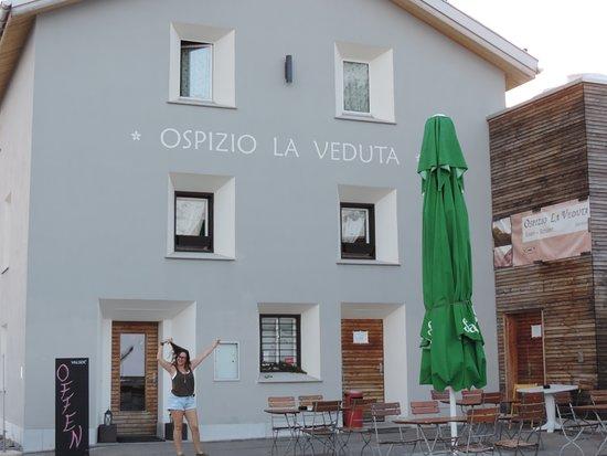Bivio, Suiza: após St Moritz