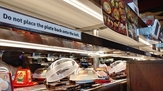 Kura Revolving Sushi Bar照片