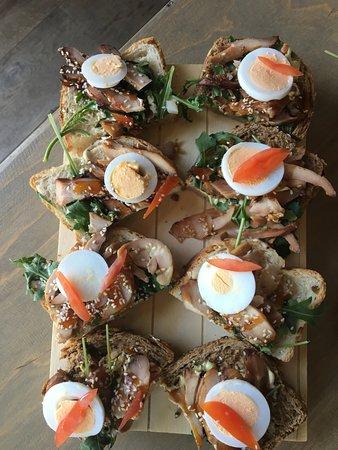 Warder, Belanda: heerlijke broodjes voor als u een vergadering bij ons heeft