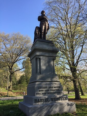Daniel Webster Monument