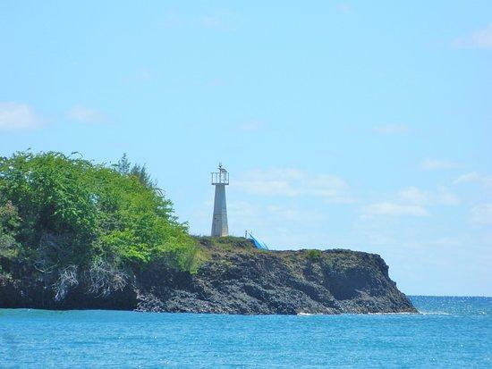 Hukii Point from Kalapaki Beach