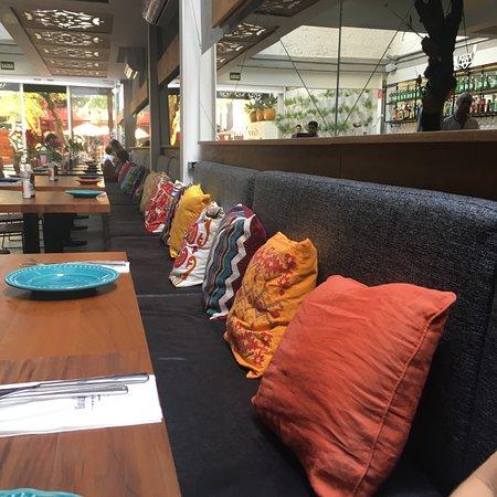 Farabbud: Restaurante muito agradável