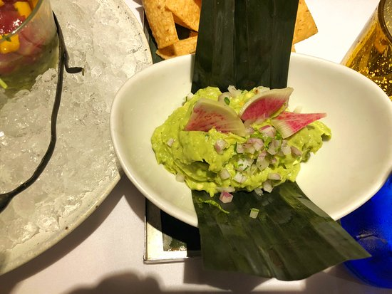 Guacamole unlike anything you have had elsewhere.