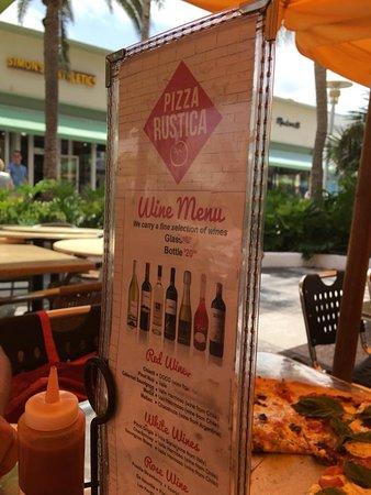 Pizza Rustica : rustica