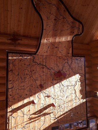 Muncho Lake, كندا: 20180510_191624_large.jpg