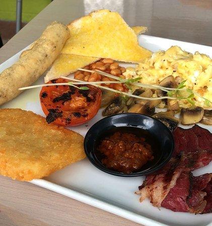 Bagus Cafe: Big Breakfast